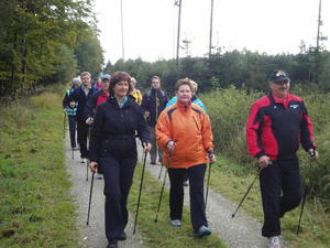 Nordic-Walking der Abteilung Alpin des TSV Gersthofen startet am Donnerstag 07.04.2011 um 19 Uhr
