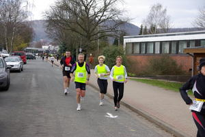 35. Springe-Deister Marathon - Post SV Luferinnen auf der Halbmarathon Distanz