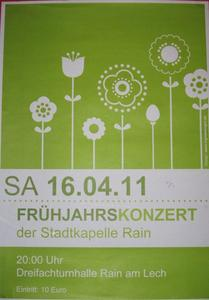 FRHJAHRSKONZERT (RAIN)