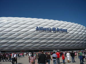Allianz Arena in Mnchen