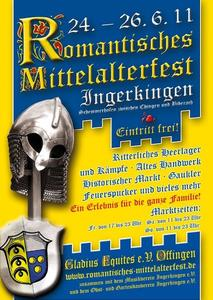 Romantisches Mittelalterfest in Ingerkingen