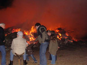 Osterfeuer 2011: Zeigt Eure schnsten Fotos