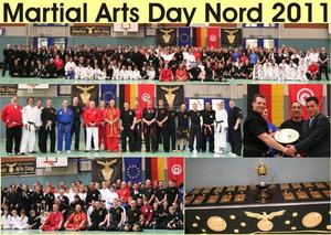 MAA-I.  Martial Arts Benefiz Seminar