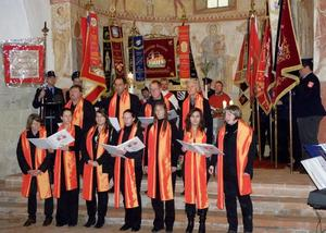 Gospelchor Moving Hands gestaltet Floriansgottesdienst am Petersberg