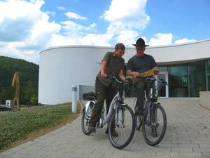 NationalparkZentrum erffnet die E-Bike-Saison