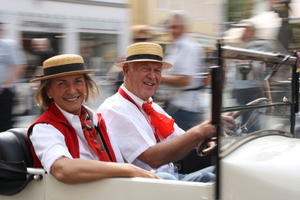 Oldies- but Goldies (3. Oldtimer-Show Nördlingen)