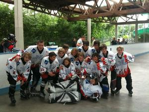They are Back : Saisonauftakt Inlinehockey geglückt