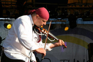 CAT Live - Irish Fiddle and more