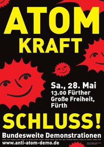Atomkraft: Schluss! - Frth