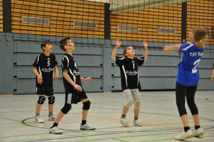 Maikfer Cup - 100 Volleyball Kids werden erwartet