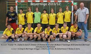 TV Lauingen Handball CJm - Bayernligaqualifikation