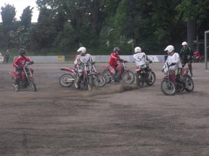 Motoballmeisterschaftsspiel 1.MSC Seelze vs. MSC Jarmen