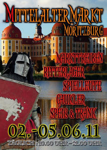 10. Mittelalterspektakel in Moritzburg