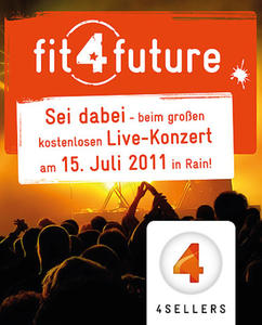 fit4future: logic-base GmbH ldt zum groen Event mit kostenlosem Live-Konzert ein