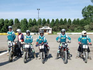 Jugendmotoballturnier beim 1.MSC Seelze