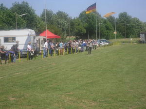Testspiel Deutsche Motoballnationalmannschaft vs.Nord/westauswahl in Leverkusen