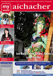 Jetzt neu: Das myheimat-Stadtmagazin aichacher 06/2011