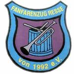Der Fanfarenzug Resse von 1992 e.V. spielt auf dem Misburger Schtzen-und Stadtteilfest 2011
