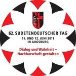 Einladung zum Sudetendeutschen Tag Pfingsten/2011 in Augsburg