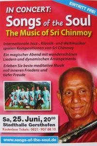 In Concert: Songs of the Soul (TheMusic of Sri Chinmoy)