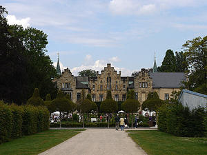 Pfingstfestival auf Schloss Ippenburg