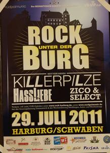 ROCK UNTER DER BURG