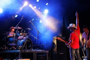 Countryrock Night mit den DISPATCH SKULLS