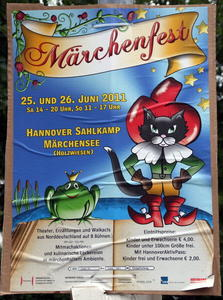 Mrchenfest 2011 in Hannover
