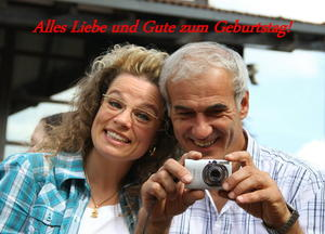 <b><i>Ich wnsche dir alles Liebe und Gute zu deinem Geburtstag, Ali! Bleib so wie du bist!</b></i>