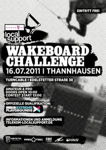 Telekom Local Support Wakeboard Challenge, 16.07.2011