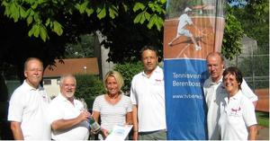 Janine Wiechmann ist 200. Mitglied des Tennisvereins Berenbostel