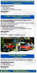 Rieser Young- und Oldtimertreffen