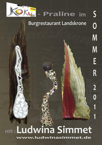 Kunstevent im Burgrestaurant Landskrone in Oppenheim