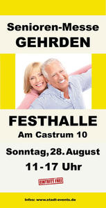 Senioren-Messe Gehrden 28.08.2011