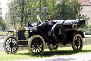 Oldtimer von 1910 !