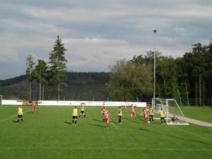 Dritter Spieltag des Perf-Gansbach-Turniers in Gnnern