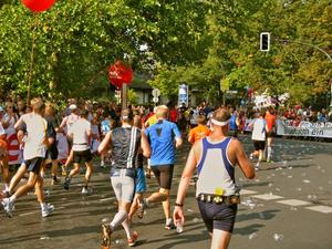 Usedom-Marathon in Wolgast am 03.09.2011