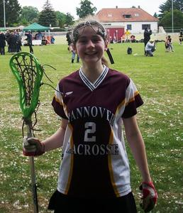 Lacrosse - U-19 Weltmeisterschaft der Frauen in Hannover  vom 3.-13. August 2011