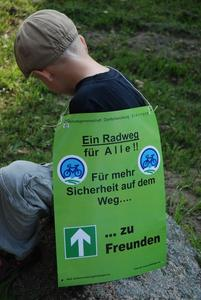 Ein weg fr kinder !