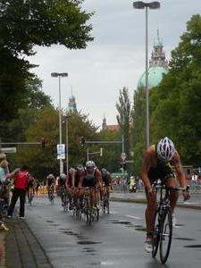 Triathlon-Bundesliga-Finale in Hannover am Maschsee
