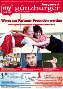 Die September-Ausgabe des 'gnzburgers' ist da!