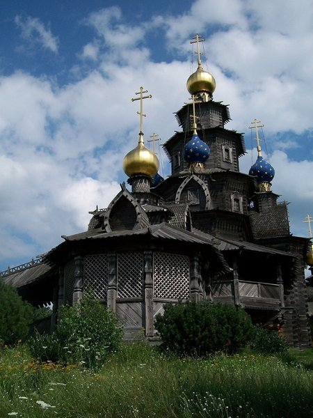 Russische-Orthodoxe Kirche in Gifhorn - Hannover-Bemerode