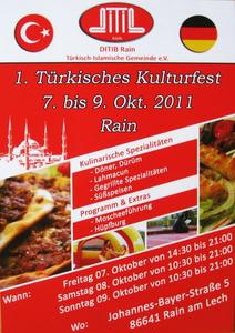 1. Trkisches Kulturfest (Rain)