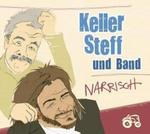 Marionettenschnitzer KELLER STEFF mit Band im Cantona