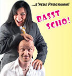 ''Basst scho!'' - ''Herr und Frau Braun'' mit neuem Programm
