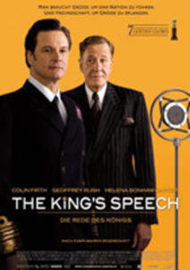 KINO GOES CINEMA...The King´s Speech in der englischen Originalversion! Grandios!
