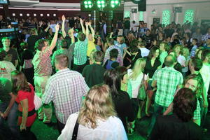 Club reloaded -pop and wave-party am 2. Oktober