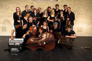'Bluestrings' and 'ChilliStrings' in concert