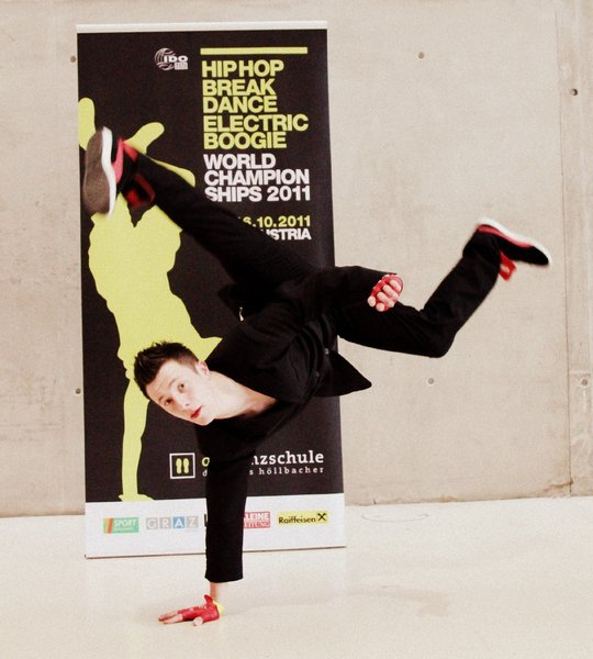 HipHop World Championships 2011 'Fabi kann`s besser'
