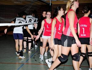 Auswrts ein Auf und Ab fr TVD Volleyballerinen